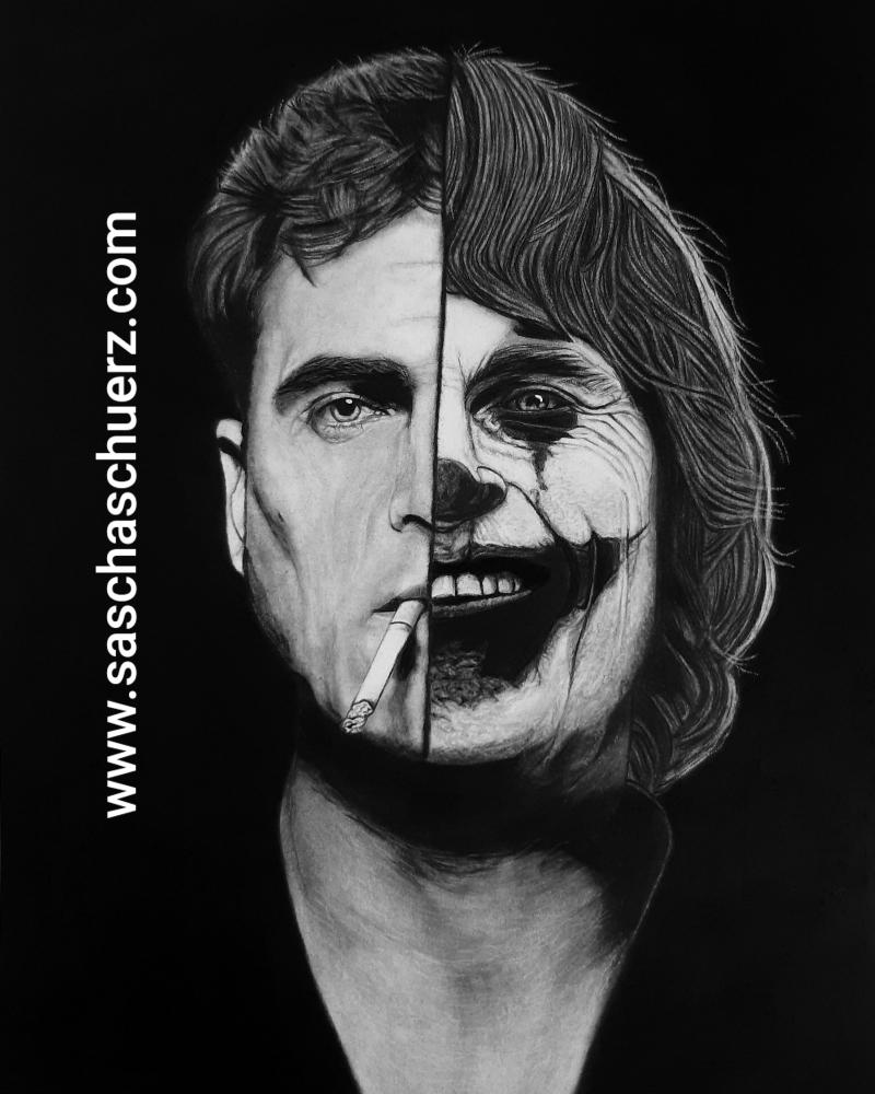 Joker by saschaschuerz